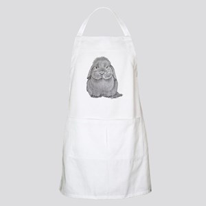 Holland Lop by Karla Hetzler Apron