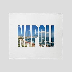 Napoli Throw Blanket