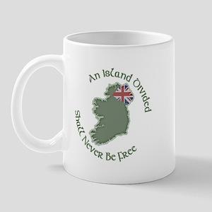 An Island Divided Mug