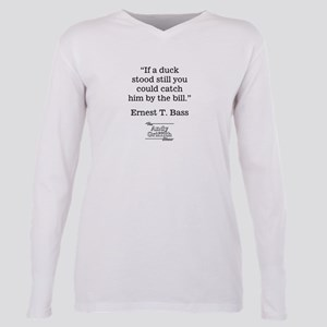 ERNEST T. BASS QUOTE T-Shirt