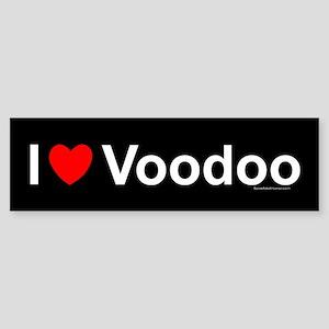 Voodoo Sticker (Bumper)