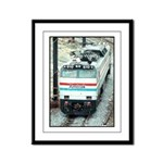 Amtrak E-60 # 610 Framed Panel Print