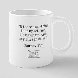 BARNEY FIFE QUOTE Mugs