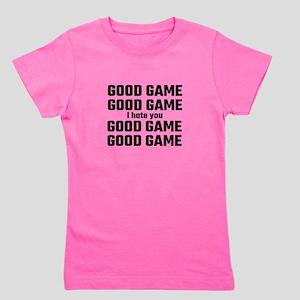 Good Game, Good Game, I Hate You, Good Girl's Tee