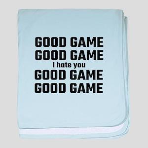 Good Game, Good Game, I Hate You, Goo baby blanket
