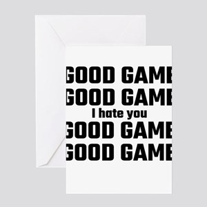 Good Game, Good Game, I Hate You, G Greeting Cards