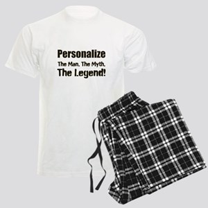 Personalize Legend Pajamas