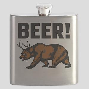 Beer! Flask
