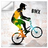 Bmx Wall Decals