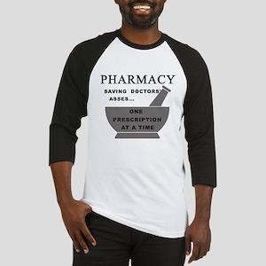 pharmacy saving doctors Baseball Jersey