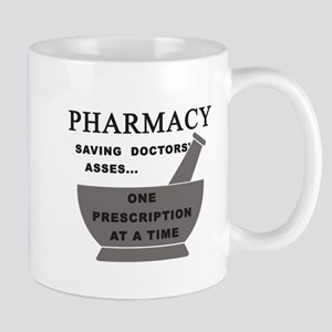 pharmacy saving doctors Mug