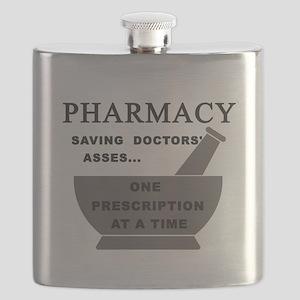 pharmacy saving doctors Flask