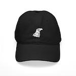 Wedge Tailed Eagle Fine Black Cap
