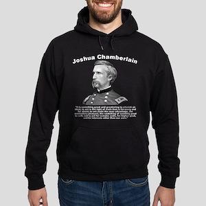 Chamberlain: Greatness Hoodie (dark)