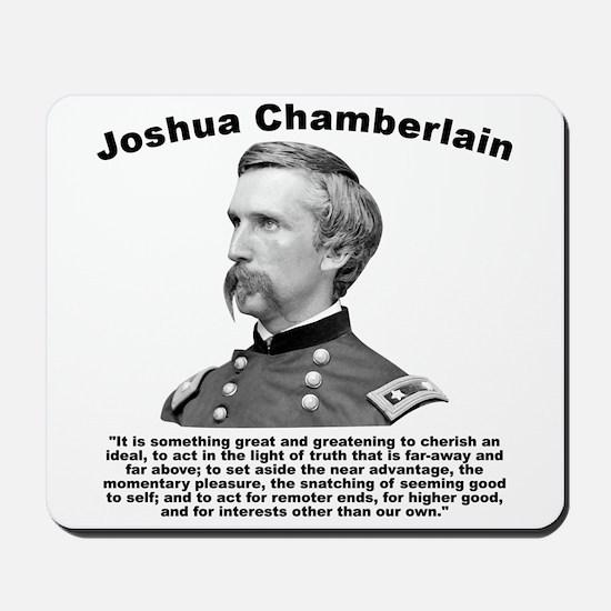 Chamberlain: Greatness Mousepad