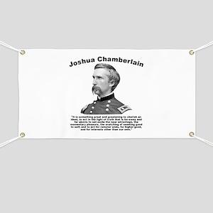 Chamberlain: Greatness Banner