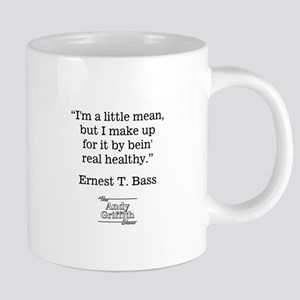 ERNEST T. BASS QUOTE Mugs