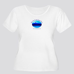 Take Me To My Happy Place! Plus Size T-Shirt