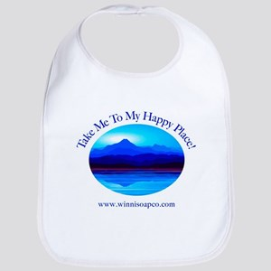 Take Me To My Happy Place! Bib