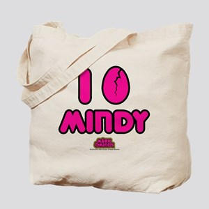 I Egg Mindy Pink Tote Bag
