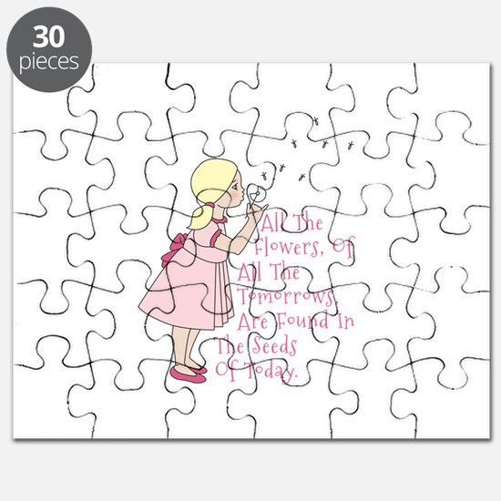 Seeds of Today Puzzle