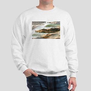 Acadia National Park Coastline Sweatshirt