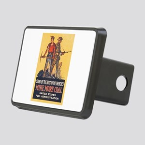 Fuel Administration WWI Co Rectangular Hitch Cover