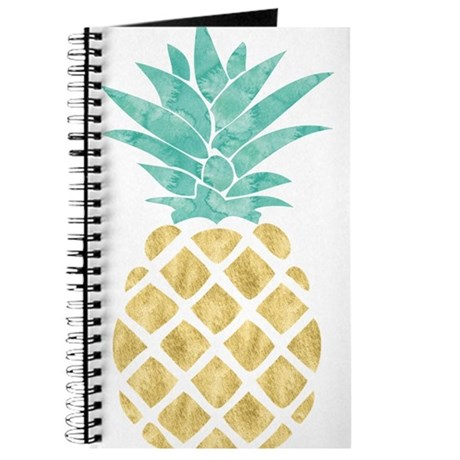 Golden Pineapple Journal