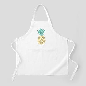 Golden Pineapple Apron