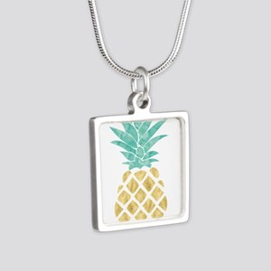 Golden Pineapple Necklaces