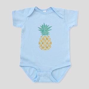 Golden Pineapple Body Suit