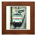 Amtrak E-60 # 610 Framed Tile
