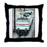 Amtrak E-60 # 610 Throw Pillow