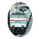 Amtrak E-60 # 610 Oval Ornament