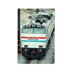 Amtrak E-60 # 610 Rectangle Magnet (10 pack)