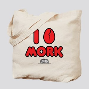 I Love Mork Tote Bag