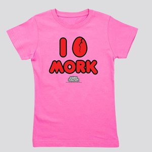 I Love Mork Girl's Tee