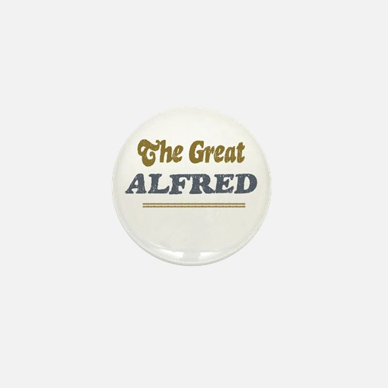 Alfred Mini Button (10 pack)