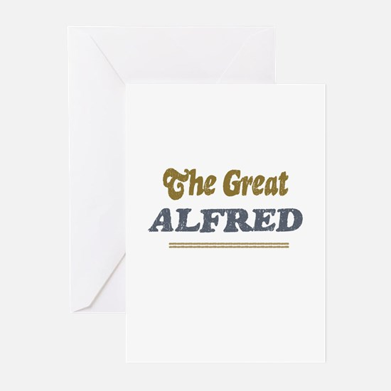Alfred Greeting Cards (Pk of 10)