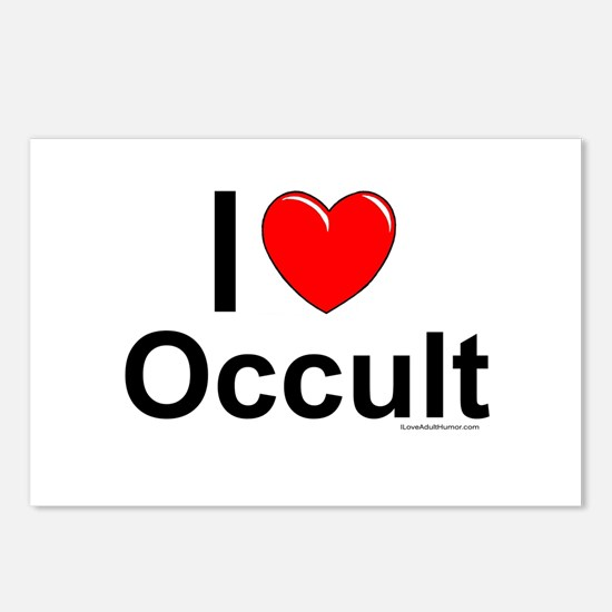 Occult Postcards (Package of 8)