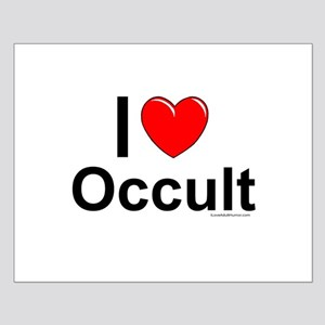 Occult Small Poster