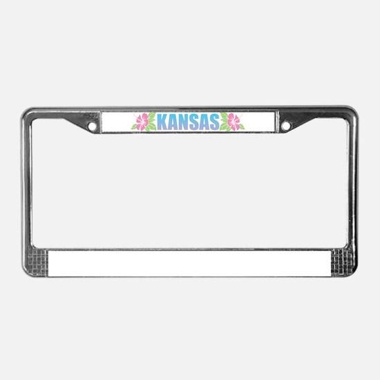 Kansas License Plate Frame