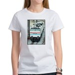 Amtrak E-60 # 610 Women's T-Shirt