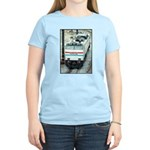Amtrak E-60 # 610 Women's Light T-Shirt