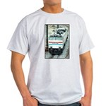 Amtrak E-60 # 610 Light T-Shirt