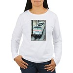 Amtrak E-60 # 610 Women's Long Sleeve T-Shirt