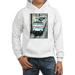 Amtrak E-60 # 610 Hooded Sweatshirt