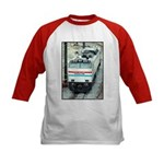 Amtrak E-60 # 610 Kids Baseball Jersey