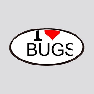I Love Bugs Patch