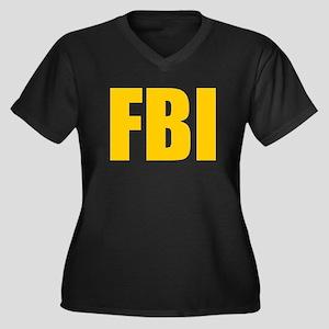 FBI Plus Size T-Shirt